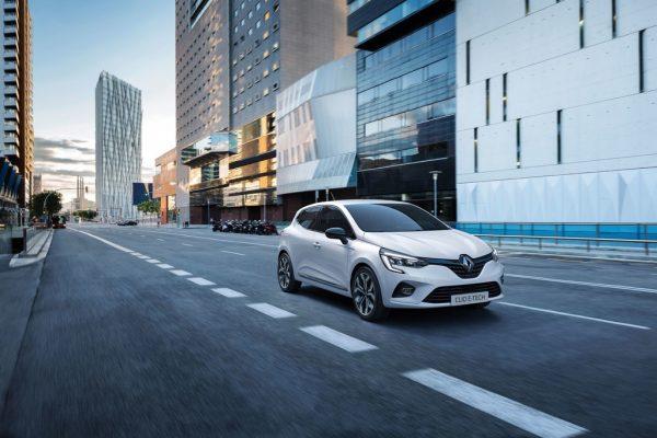 Renault Clio E-Tech.