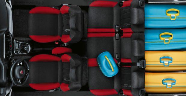 Fiat Doblo Lounge.