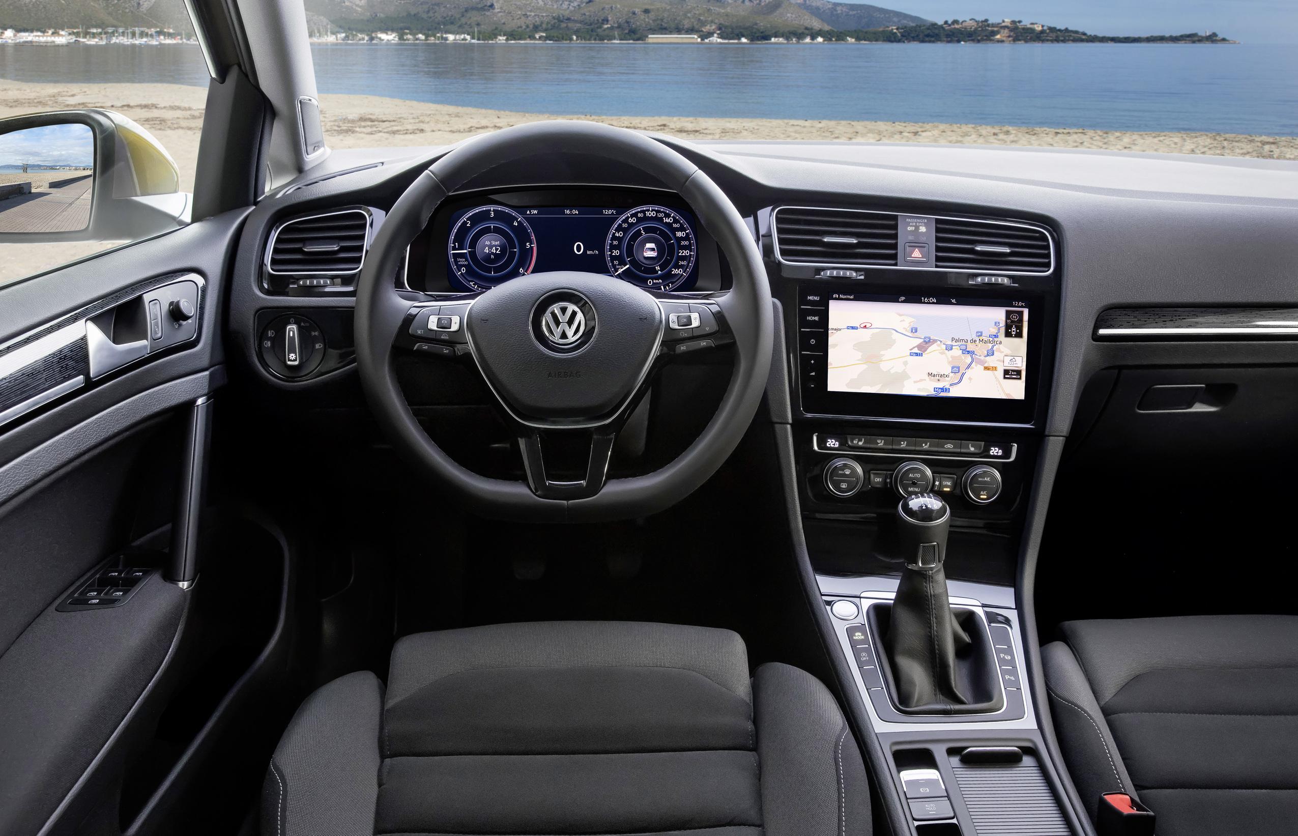Volkswagen Golf Variant Highline.