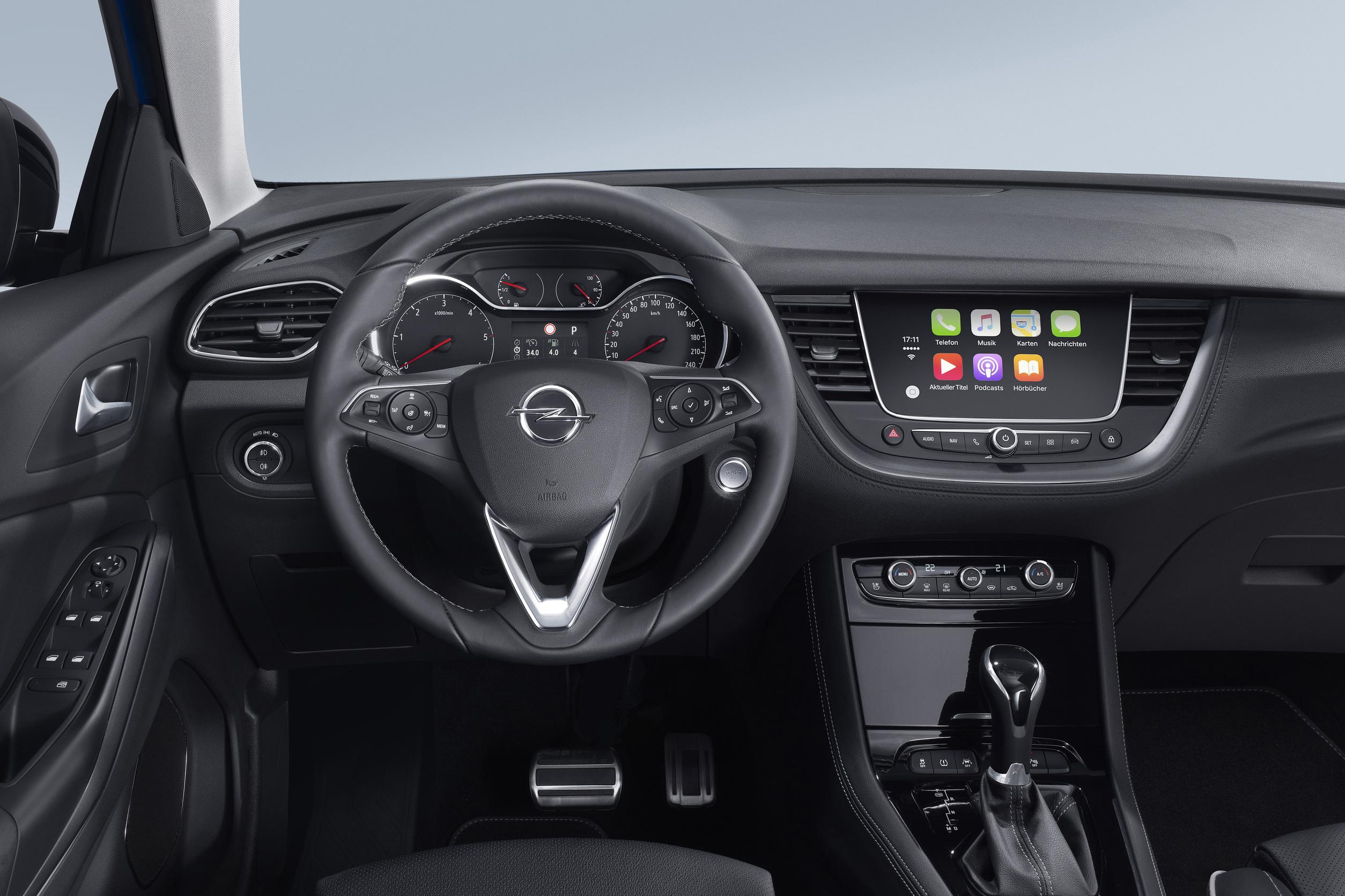 Opel Grandland X.