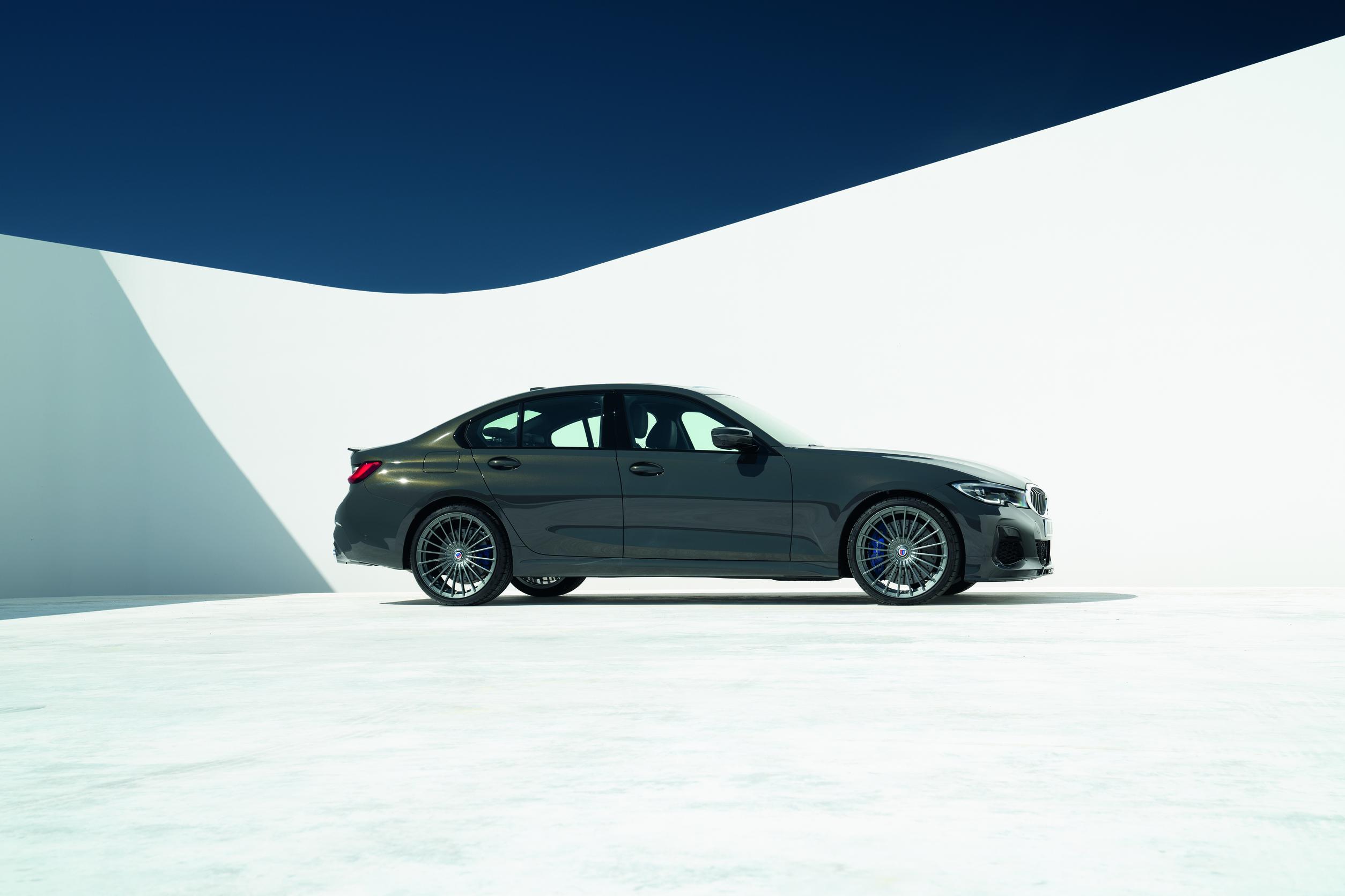 Alpina D3 S Limousine.