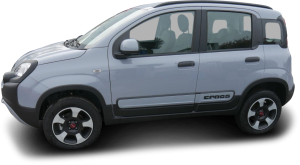 Fiat Panda Limousine (319)