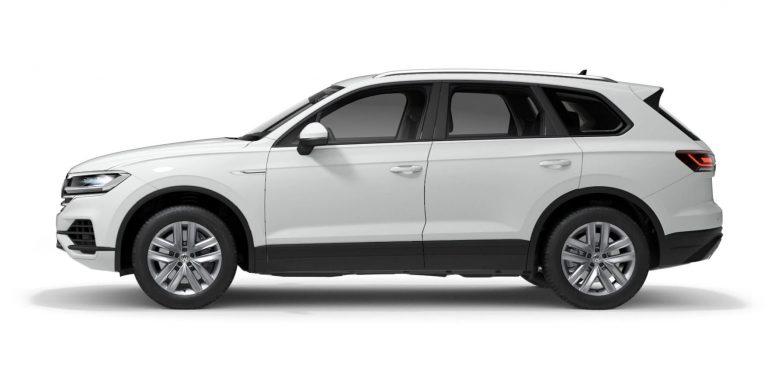 Volkswagen Touareg SUV (CR7)