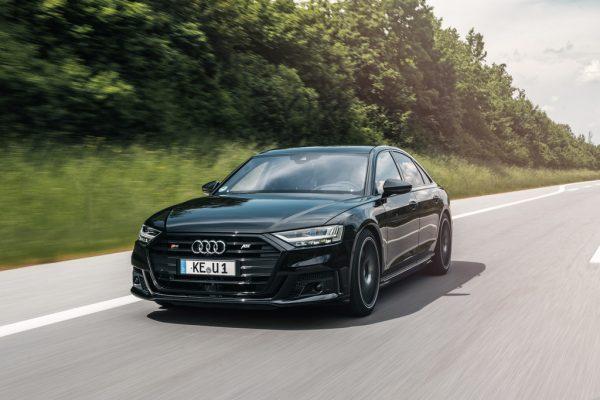 Abt Audi S8 bekommt Extras unter die Haube