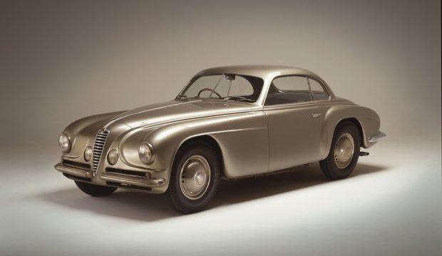 Alfa Romeo 6C 2500 SS Villa d'Este (1949).