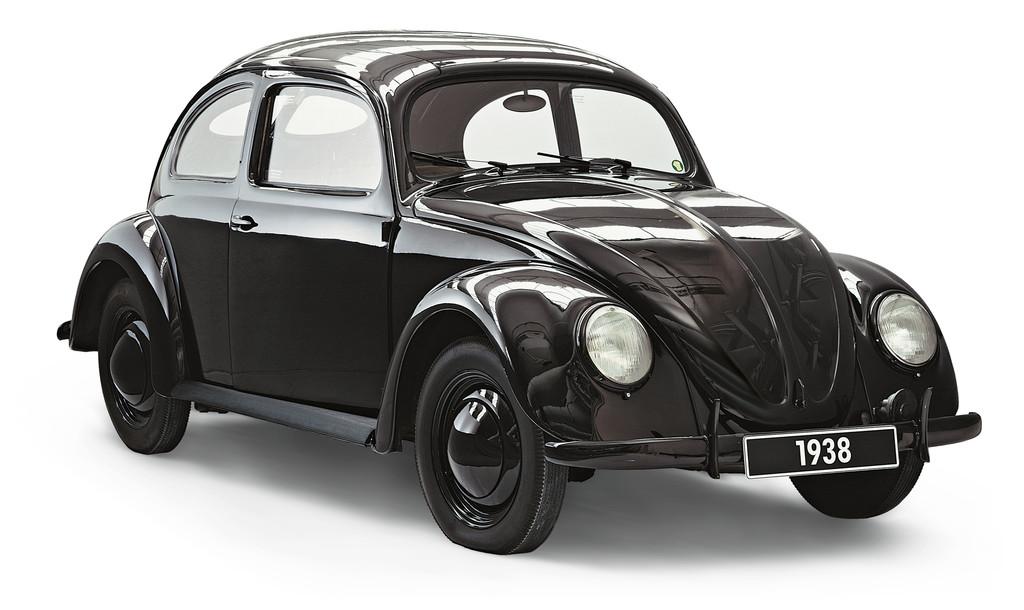 """Aus """"VW Käfer – Das Buch"""" von Keith Seume: VW 38."""
