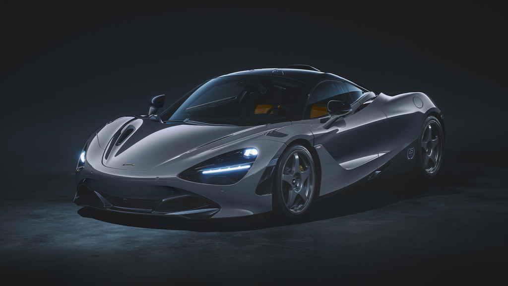 McLaren 720S Le Mans.