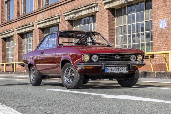 Opel Manta A (1970–1975).