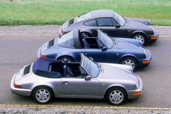 Der Porsche Targa hätte eigentlich Flori heißen sollen