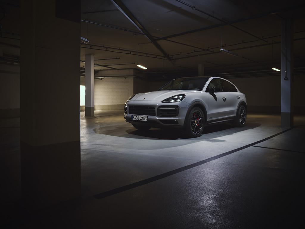 Porsche Cayenne GTS Coupé.