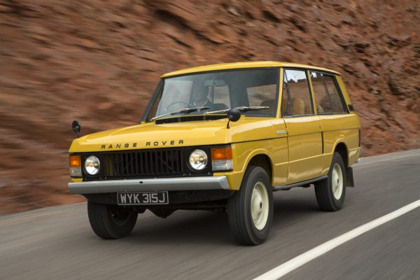 Range Rover I (1970–1996).