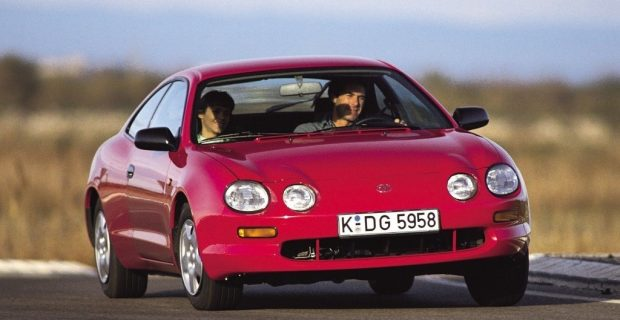 Toyota Celica: Sieben Mal sportliches Fahren