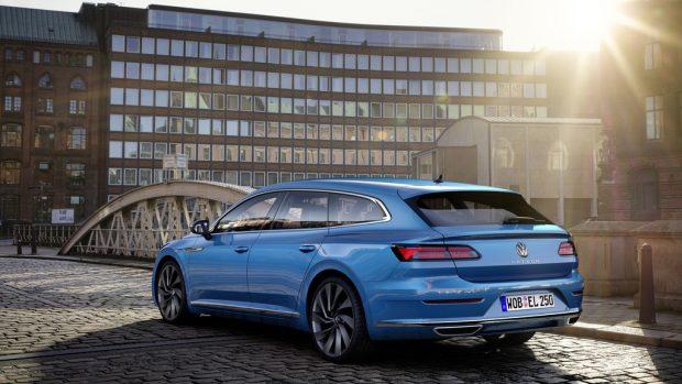 Volkswagen Arteon Shooting Brake Elegance.