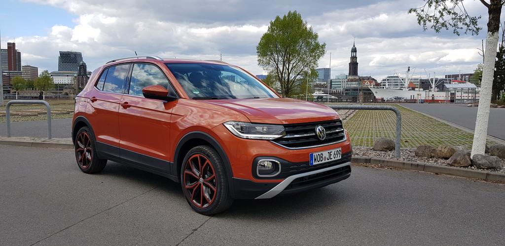 Volkswagen T-Cross.