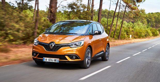 Renault Scénic.