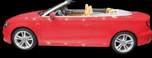 Audi A3 Cabrio (8P7)