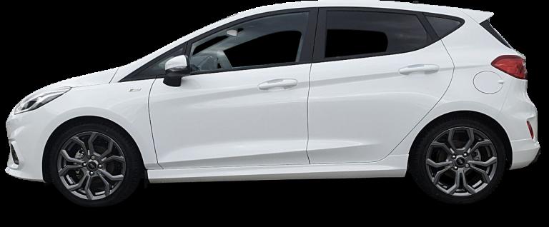 Ford Fiesta Kombi (DX)