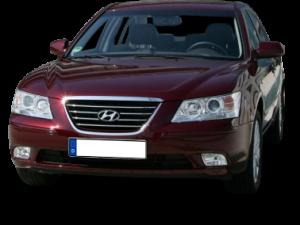 Hyundai Sonata Limousine (NF)