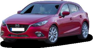 Mazda 3 Limousine (BK)