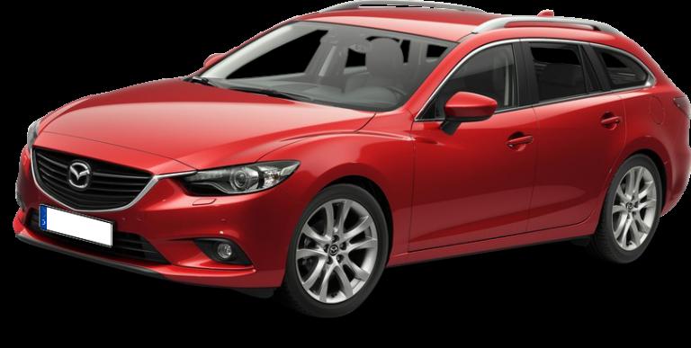 Mazda 6 Kombi (GJ)