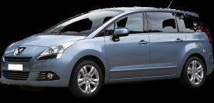 Peugeot 5008 Van