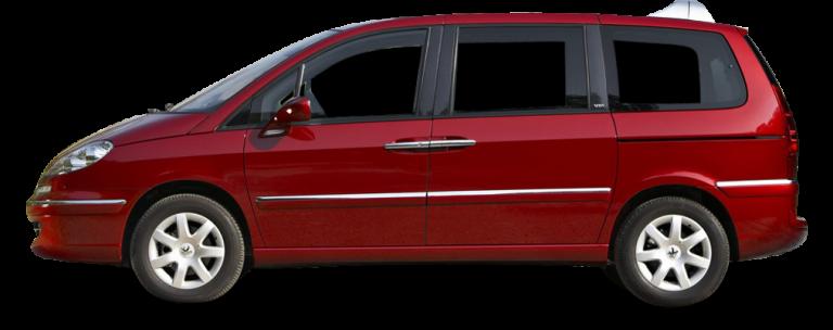 Peugeot 807 Van