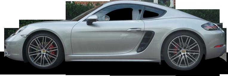 Porsche 718 Cayman Coupé (Typ 982C)