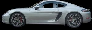 Porsche Cayman Coupé (Typ 981C)