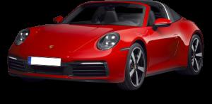 Porsche 911er Coupé (Typ 997)