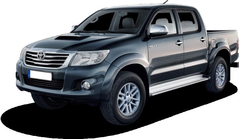 Toyota Hilux (KUN)