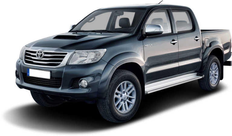 Toyota Hilux (KDN1)