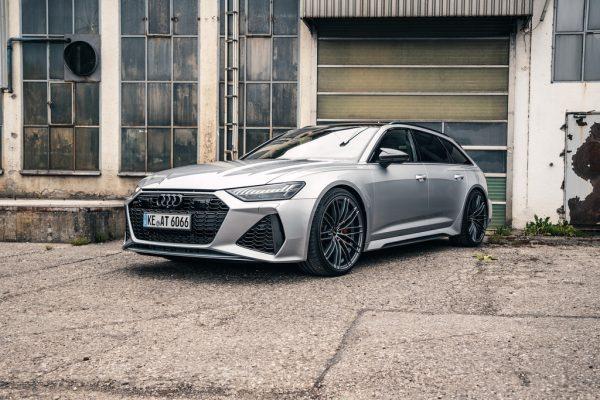 Abt gibt dem Audi RS 6 mehr Stimme