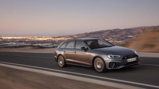 Audi A4 Avant: Vorstellung Eleganz mit Effizienz