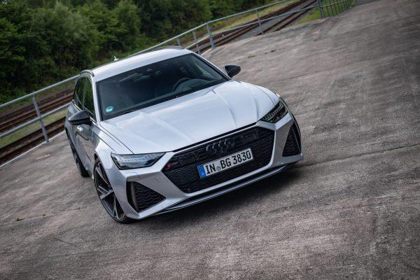 Audi RS 6 Avant: Heiße Fracht