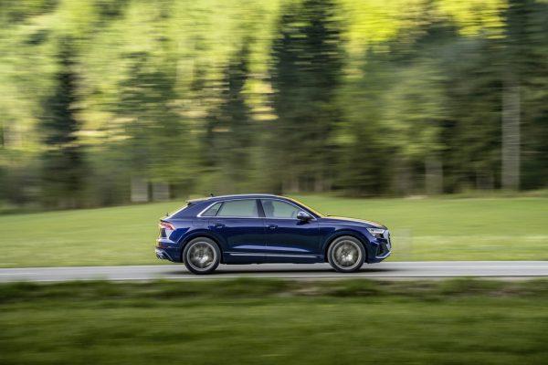 Audi SQ7 und der Audi SQ8: Mit acht Zylindern in die Welt