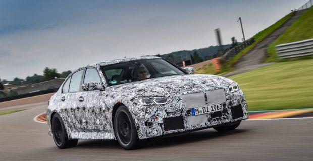BMW M3 Prototyp.