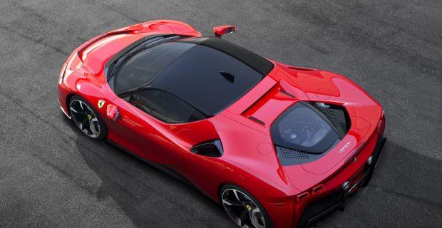 Ferrari SF 90 Stradale: Geballte Ladung