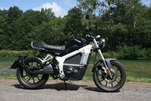 Horwin CR6: Der elektrische Reiter