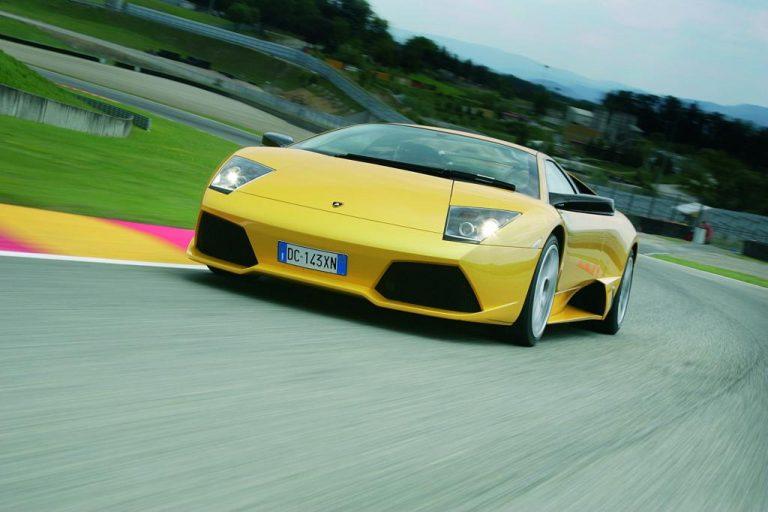 Lamborghini Murciélago Coupé