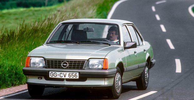 Opel Ascona erhielt den ersten eingedeutschten Kat
