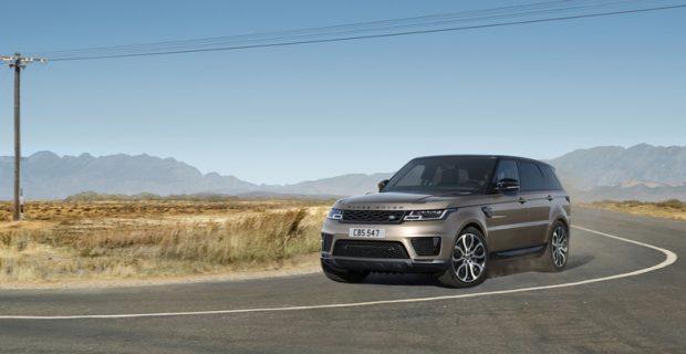 Range Rover: Neue Sechs-Zylinder-Diesel