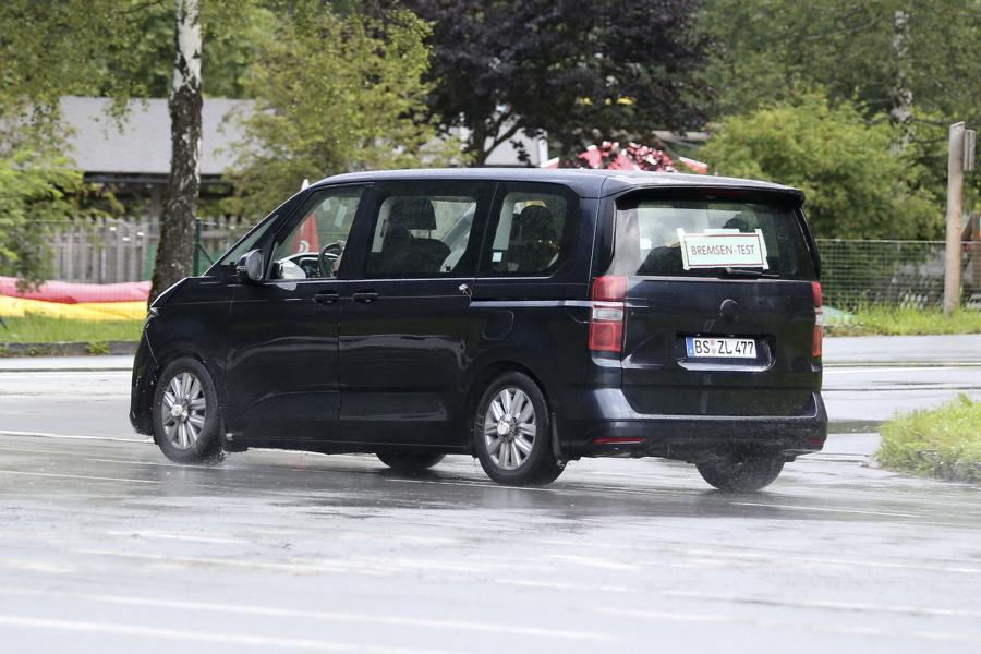 Volkswagen T7.