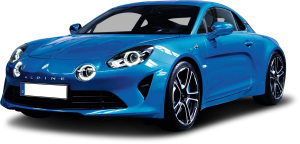 Alpine A110 Coupé