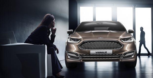 Ford Mondeo Vignale.