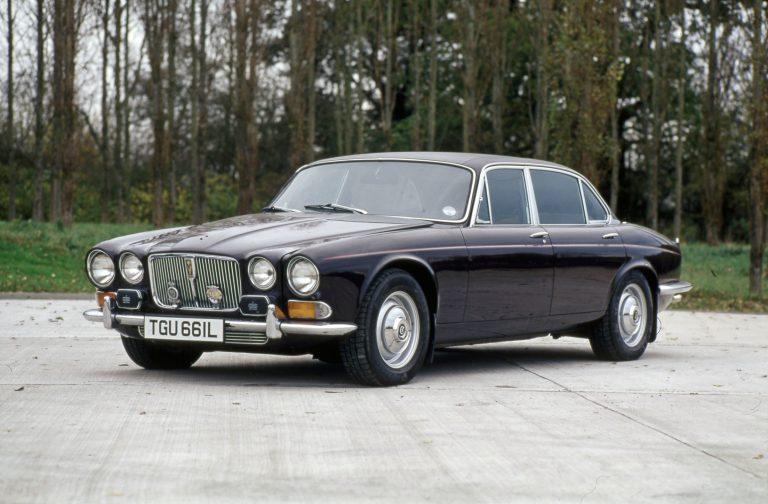 Jaguar Daimler Limousine