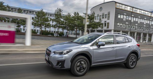 Subaru XV.