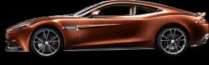 Aston Martin Vanquish Coupé