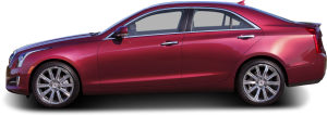 Cadillac ATS Limousine