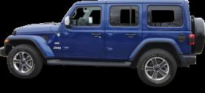 Jeep Wrangler SUV (JK)