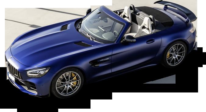 Mercedes-Benz AMG GT Cabrio (BM 190)